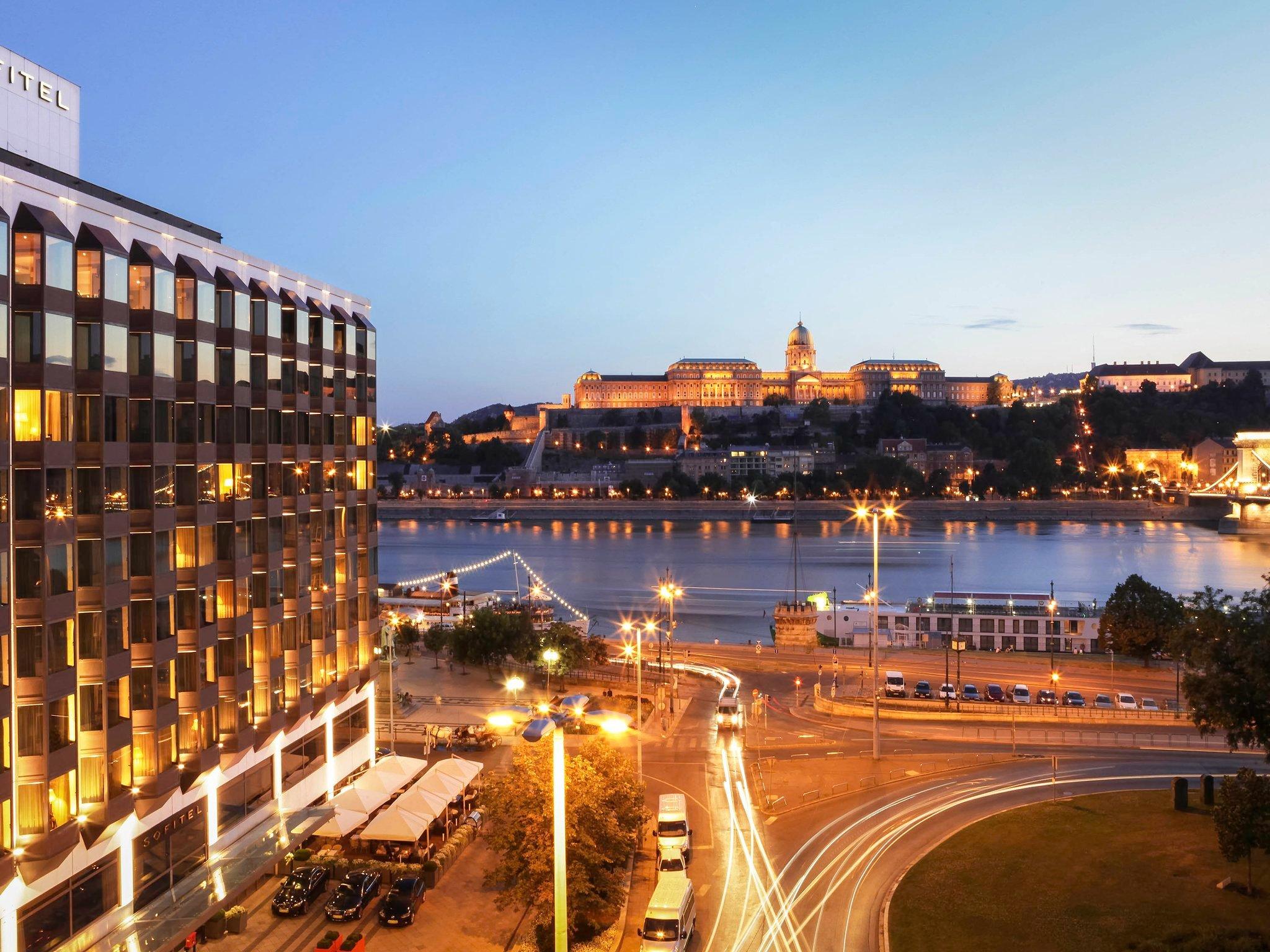 Sofitel Budapest Chain Bridge