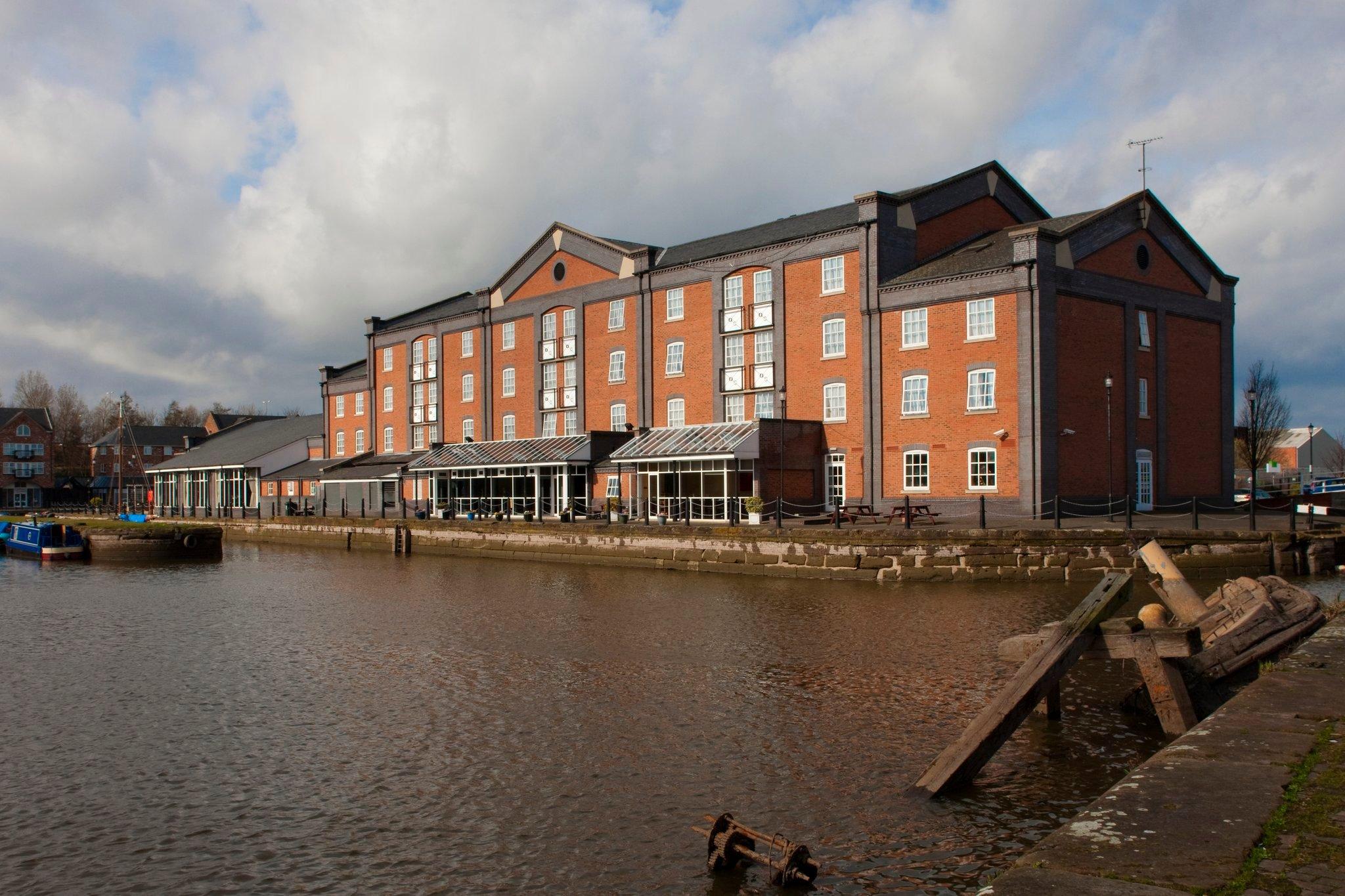 Holiday Inn Ellesmere / Cheshire Oaks