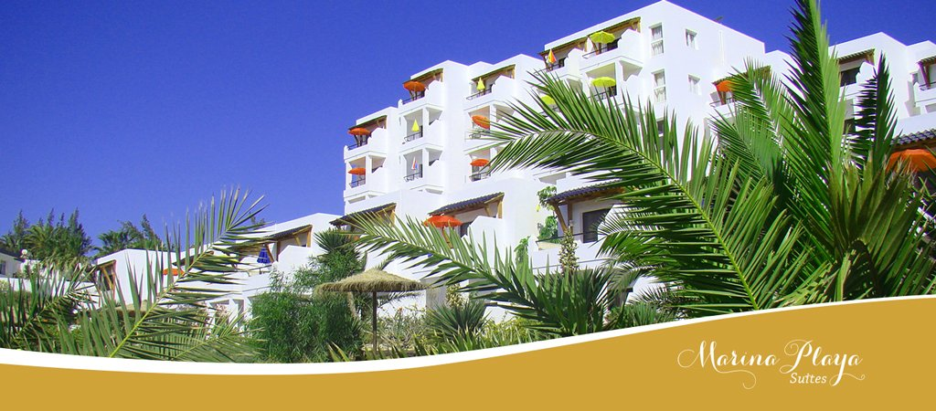 Marina Playa Suites