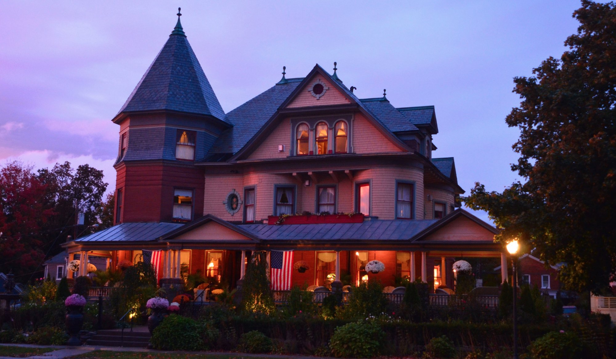 Union Gables Mansion Inn