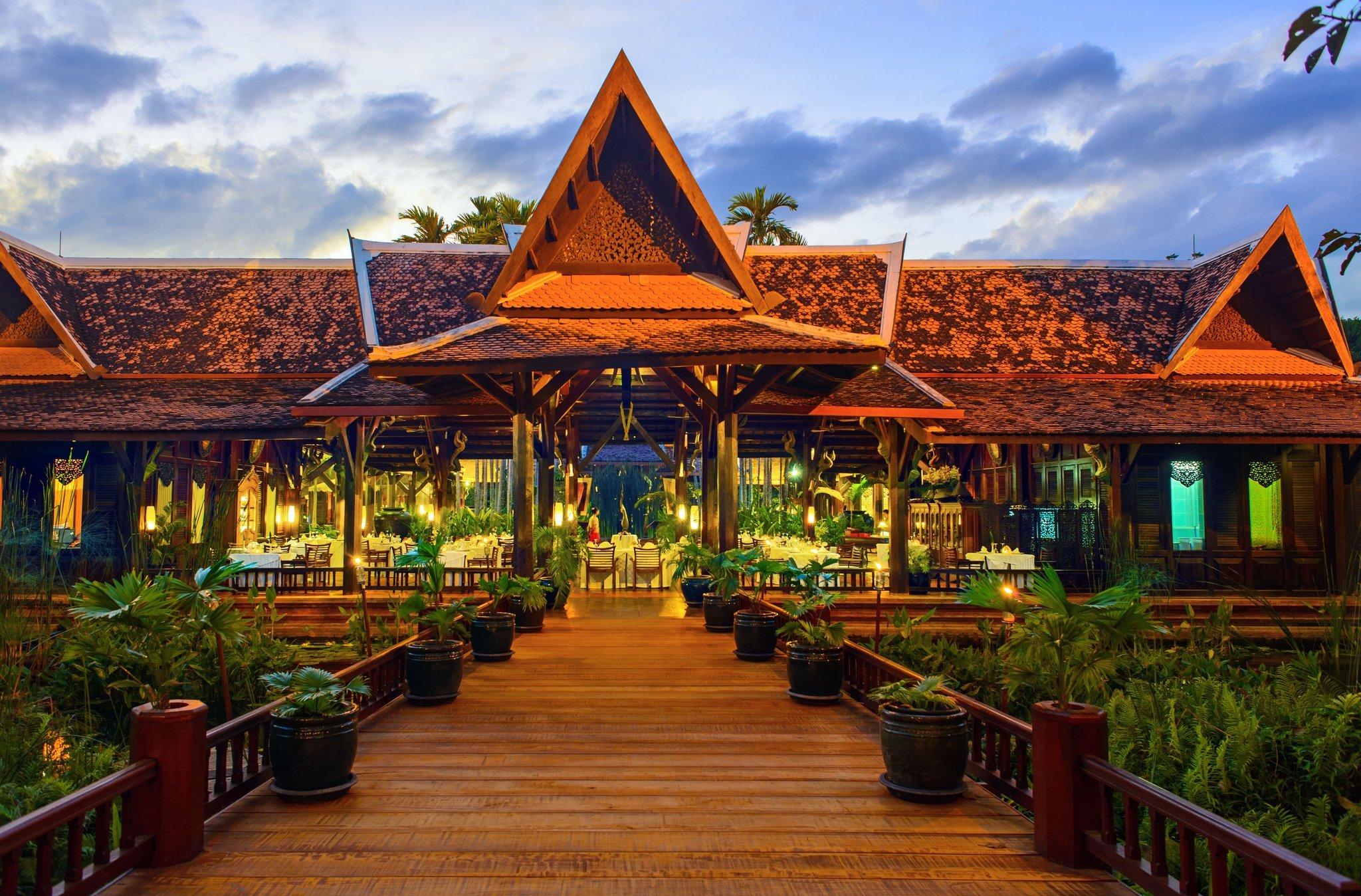 吳哥鄉村飯店