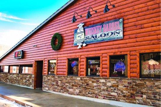 Whiskey Barrel Saloon