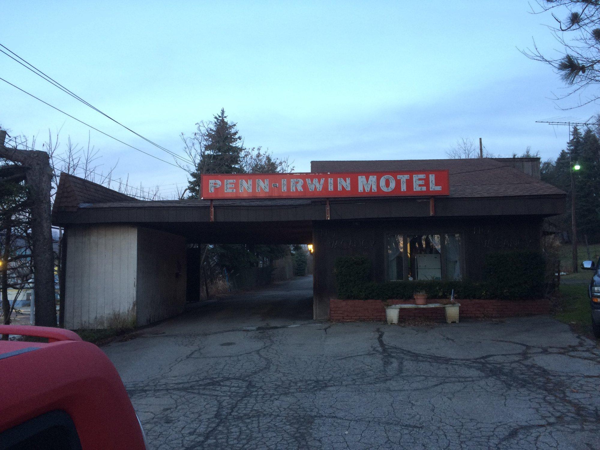 Penn Irwin Motel