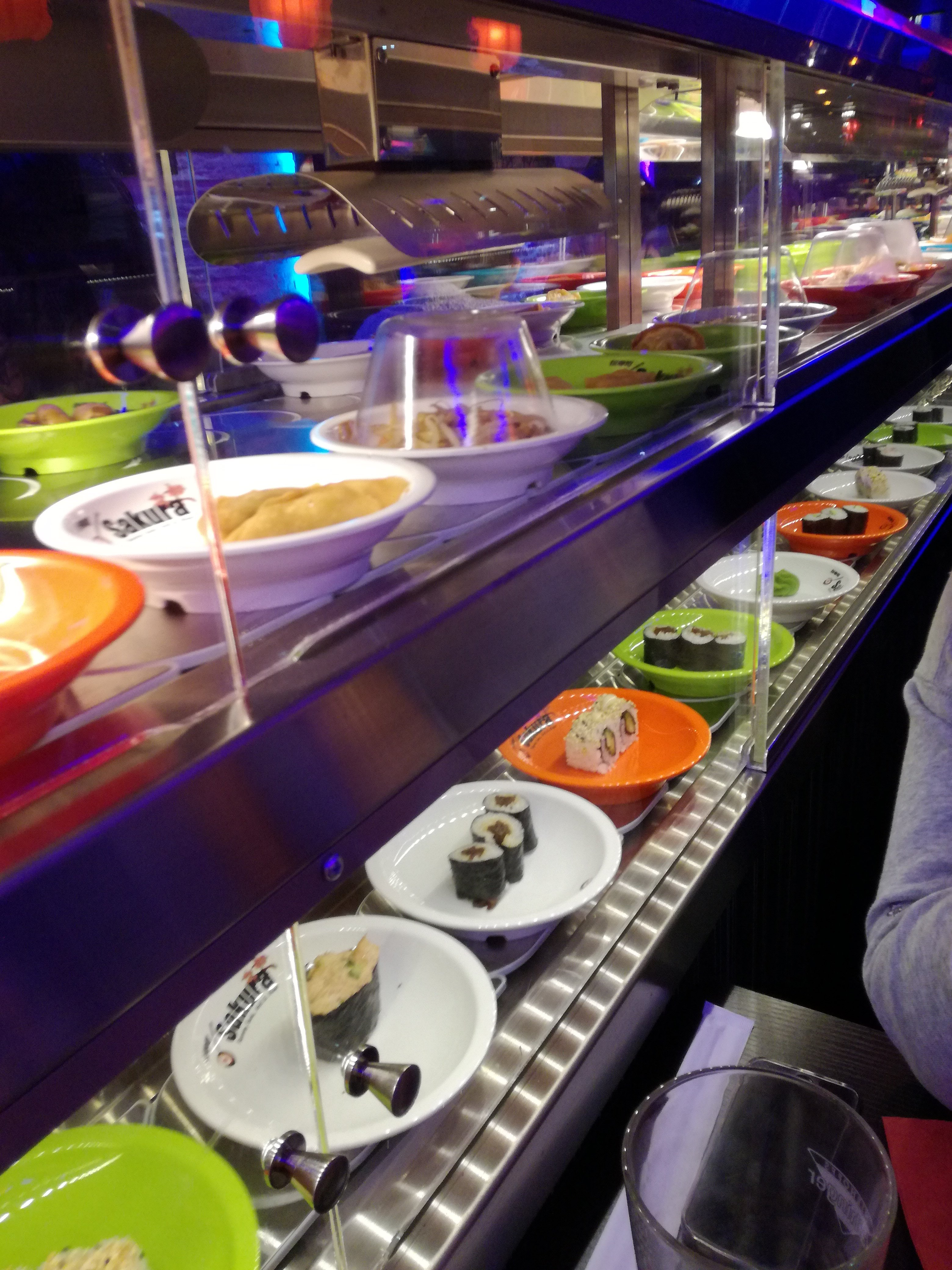 Things To Do in Sushi, Restaurants in Sushi