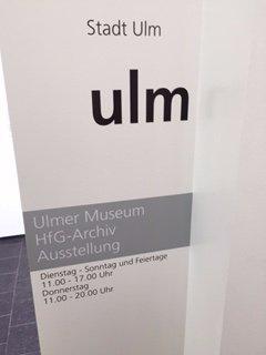 HfG-Archiv Ulm