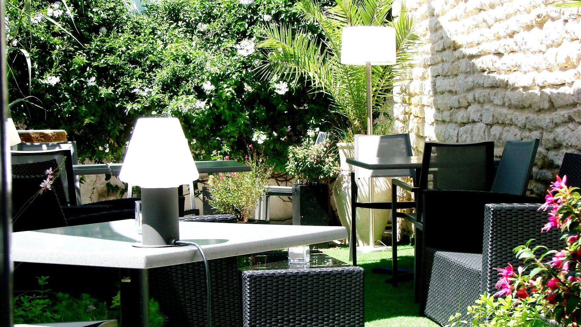 Les jardins d 39 alienor hotel le ch teau d ol ron france voir les tari - Hotel le chateau d oleron ...