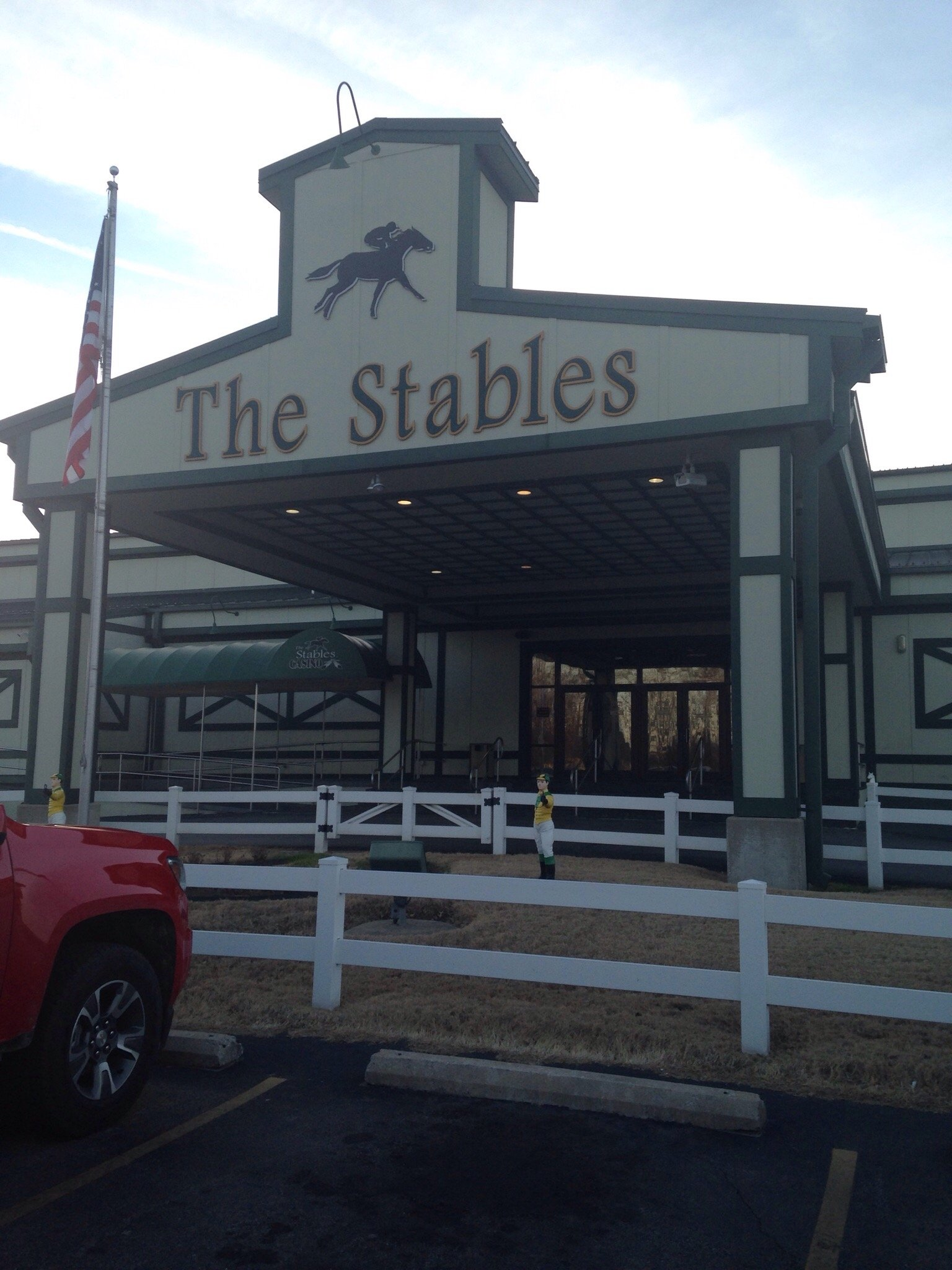 Stables Casino!