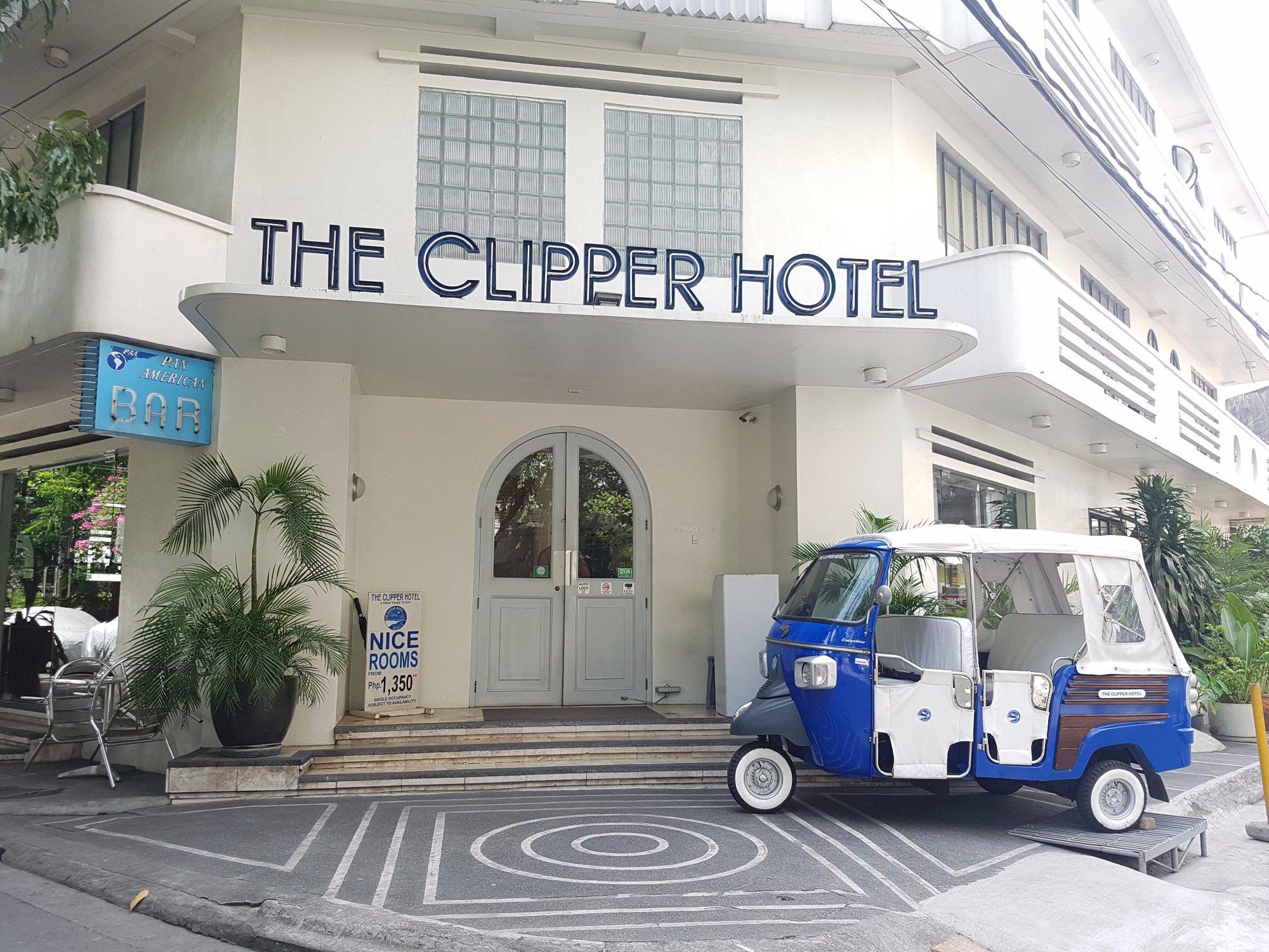 ザ クリッパー ホテル