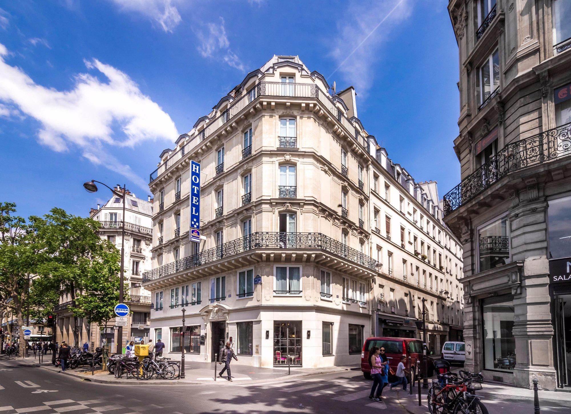 BEST WESTERN PREMIER Marais Grands Boulevards