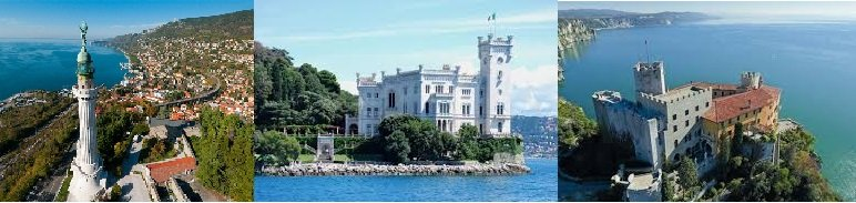 The Trieste Castels Tour