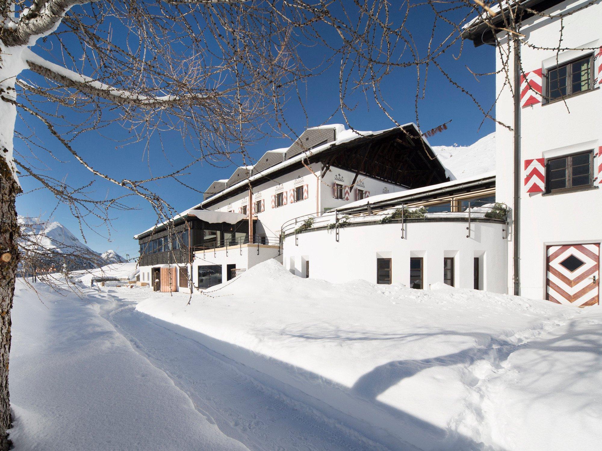 Jagdschloss Innsbruck-Kuhtai