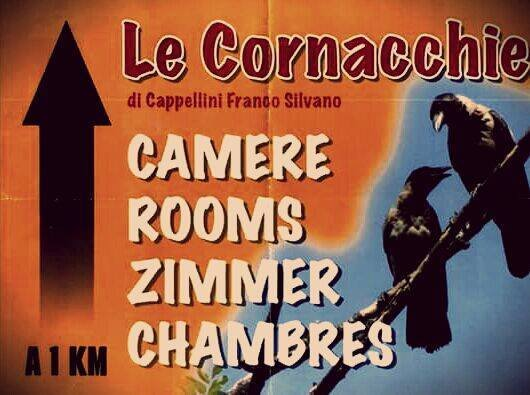 B&B Le Cornacchie