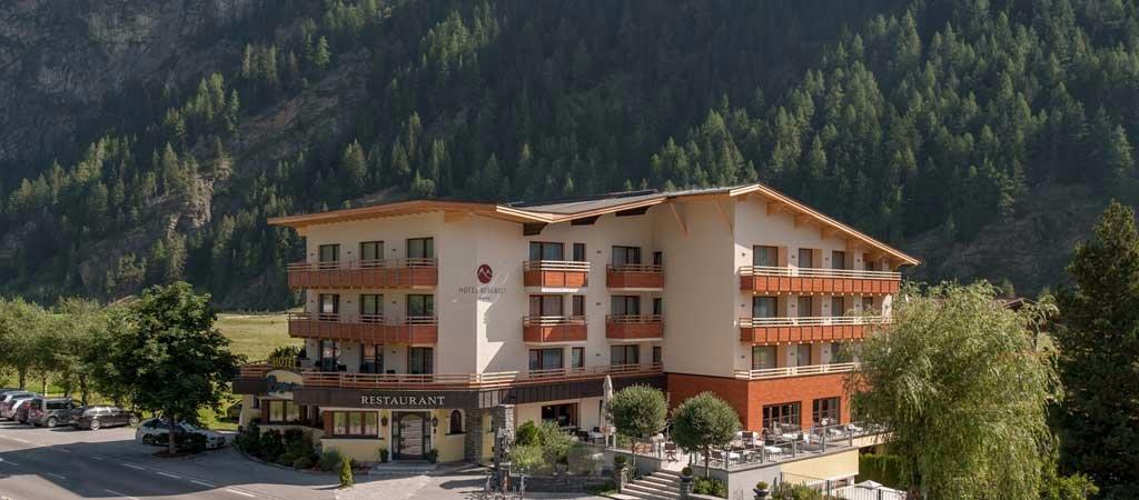 ホテル ベルクヴェルト