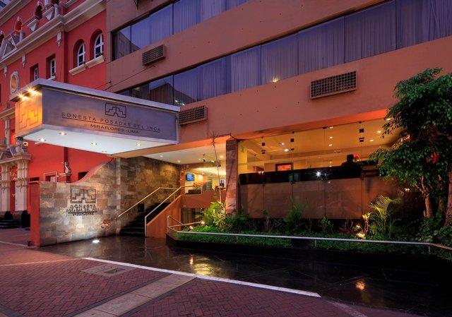 ソネスタ ポサダ デル インカ ミラフローレス ホテル