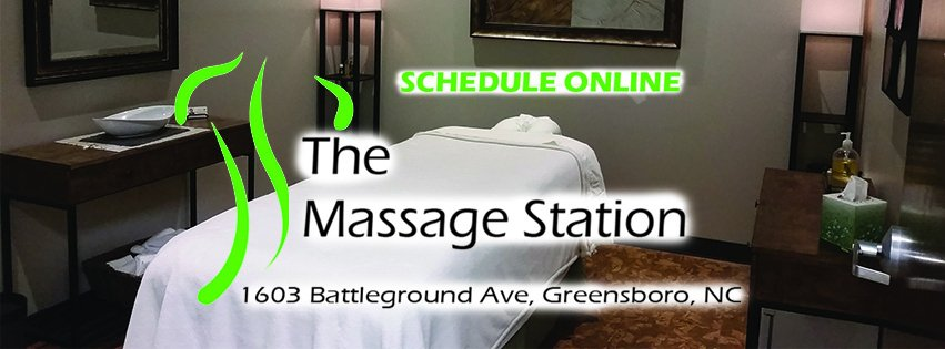 THE MASSAGE STATION