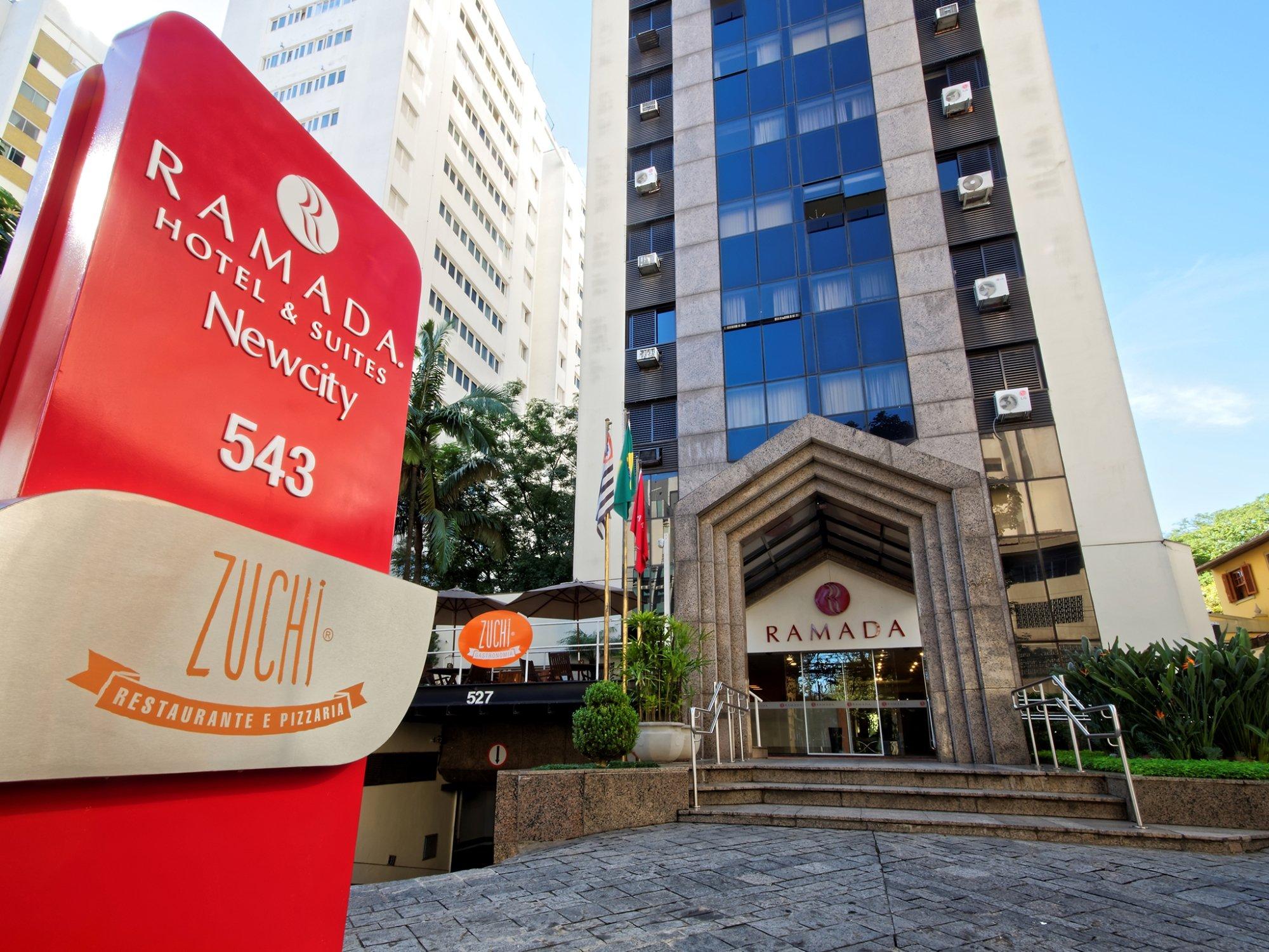 Ramada Suites Sao Paulo Itaim Bibi Newciti