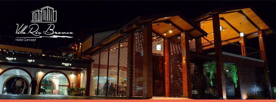 Villa Rio Branco Hotel Concept