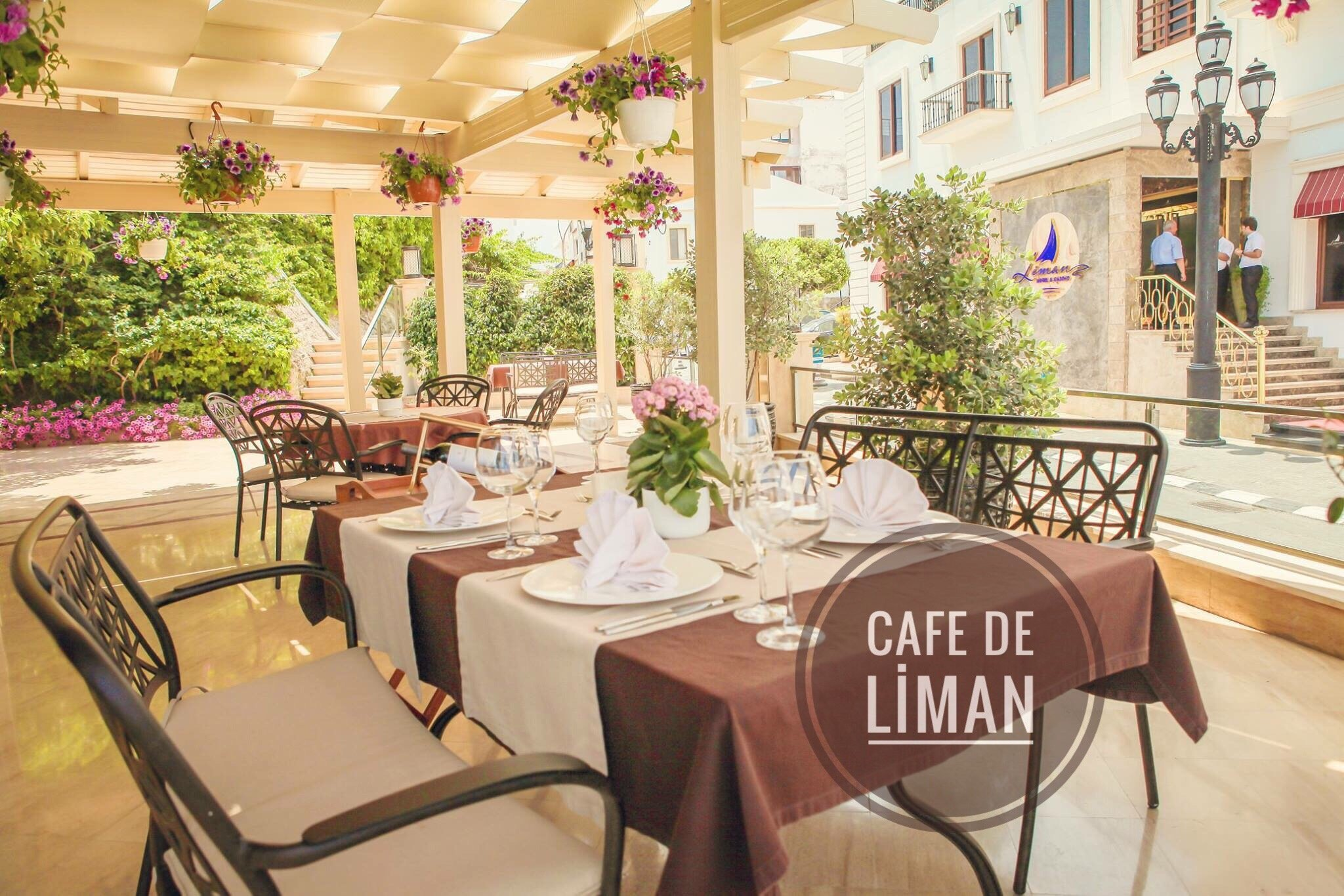 cafe de liman, kyrenia - restaurant reviews, phone number & photos