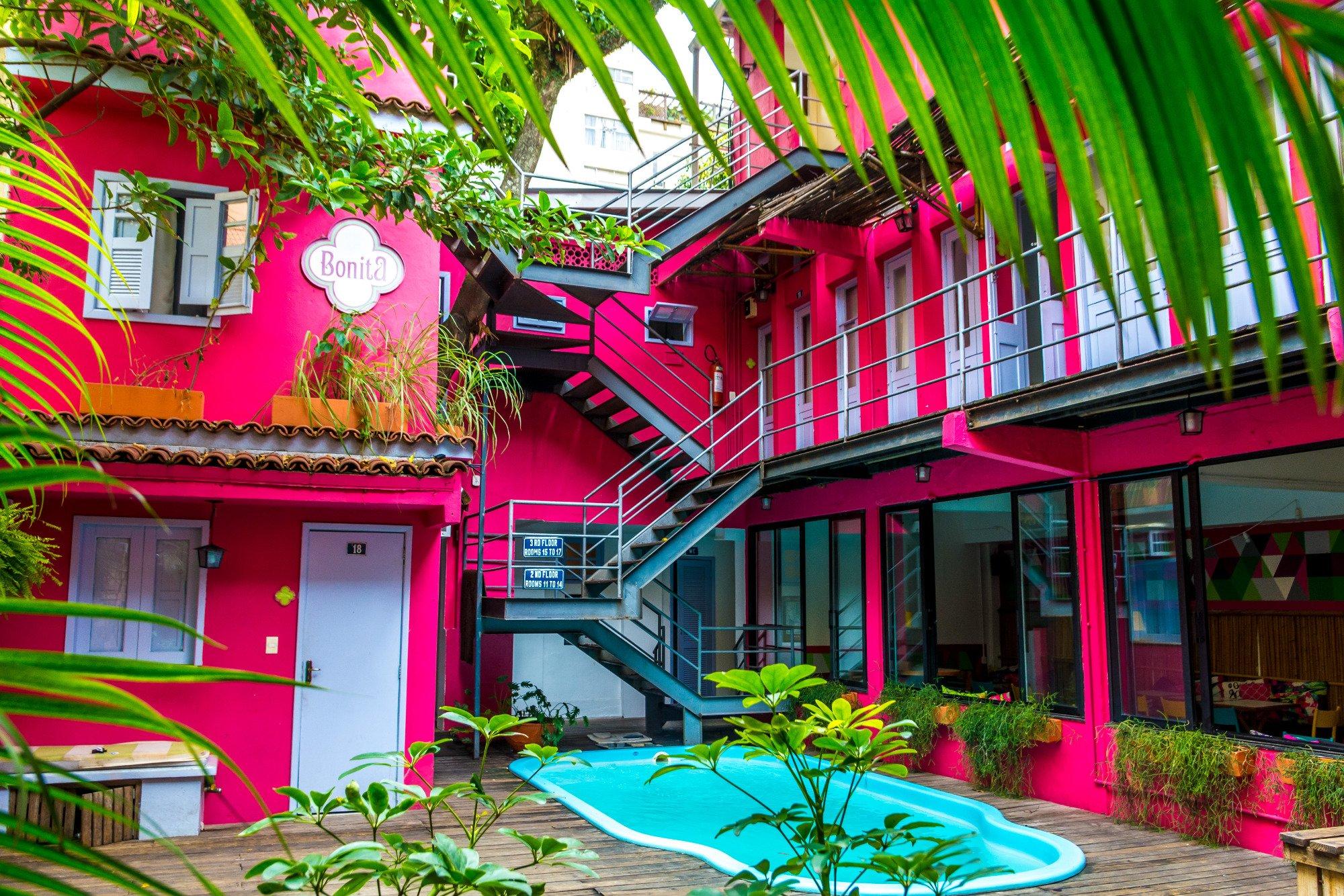 Bonita Ipanema Pousada & Hostel