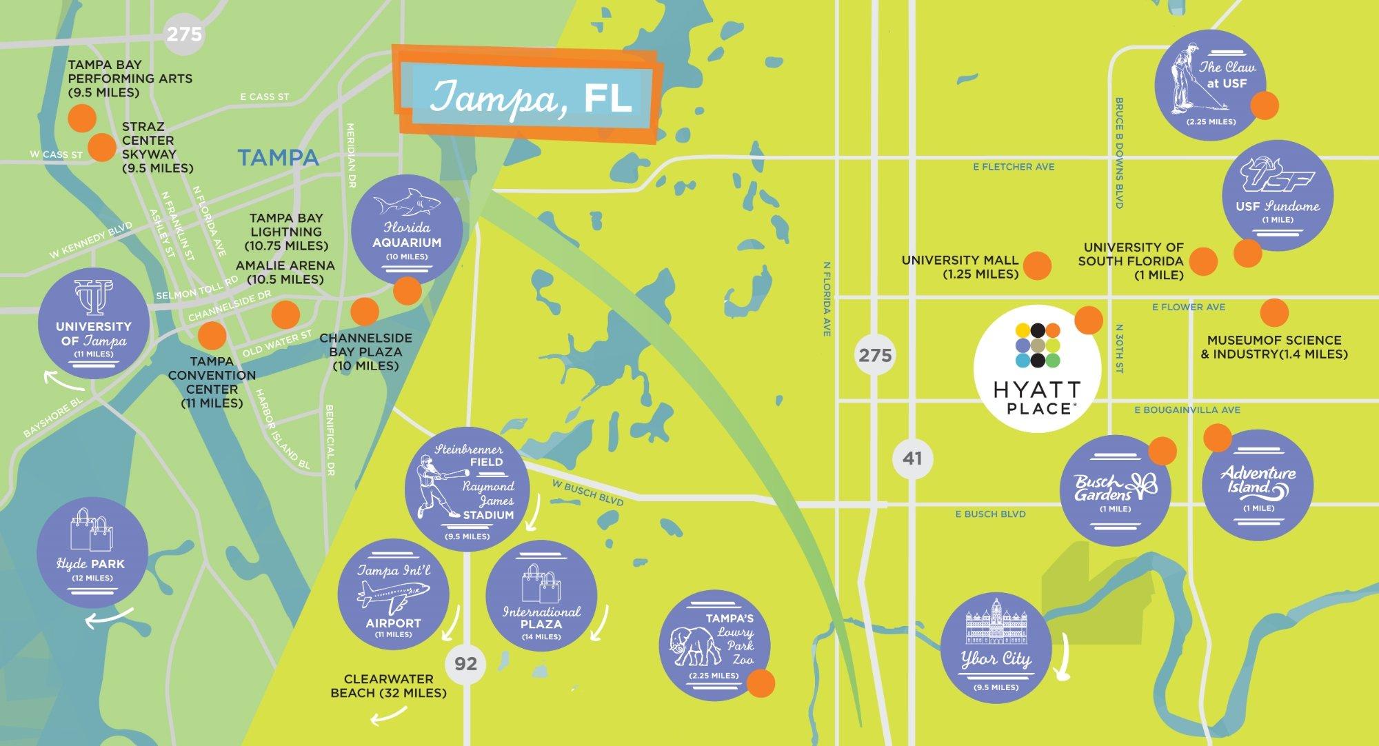 Hyatt Place Busch Gardens UPDATED 2017 Hotel Reviews Price