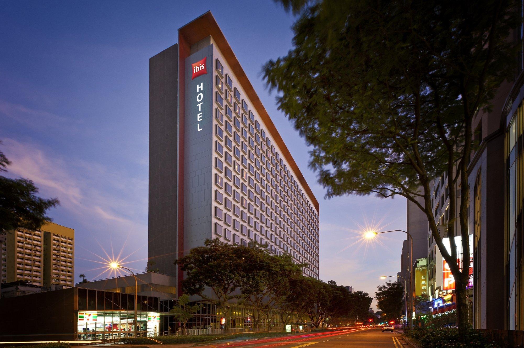 Ibis Singapore on Bencoolen