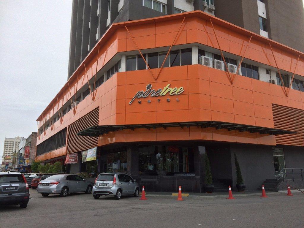 パインツリー ホテル