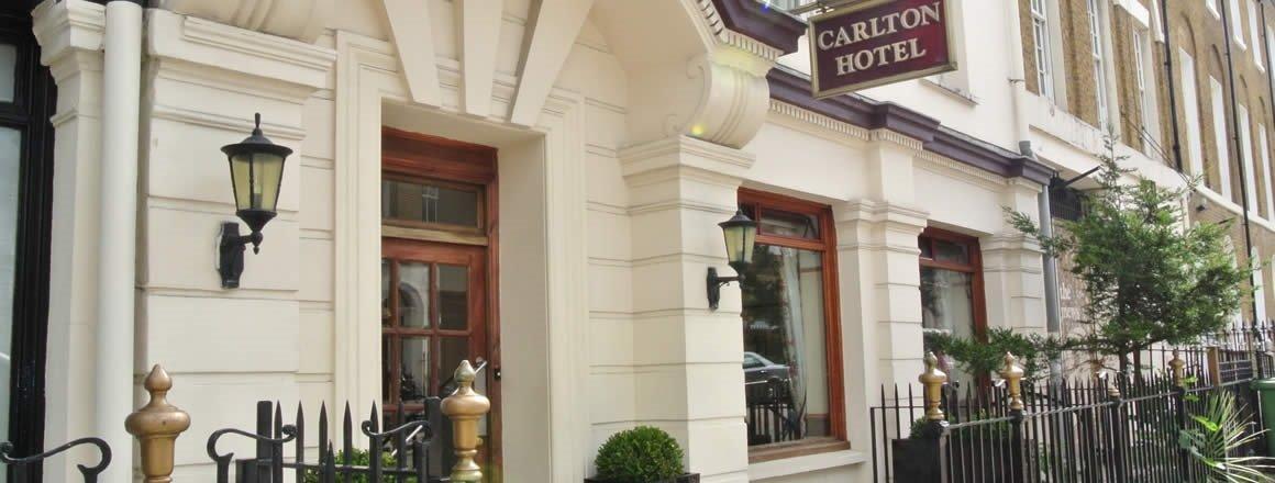 London Carlton Hotel