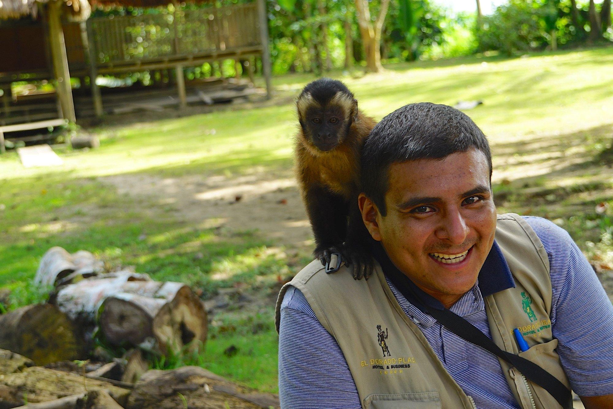 Amazon Eco Tours & Lodge