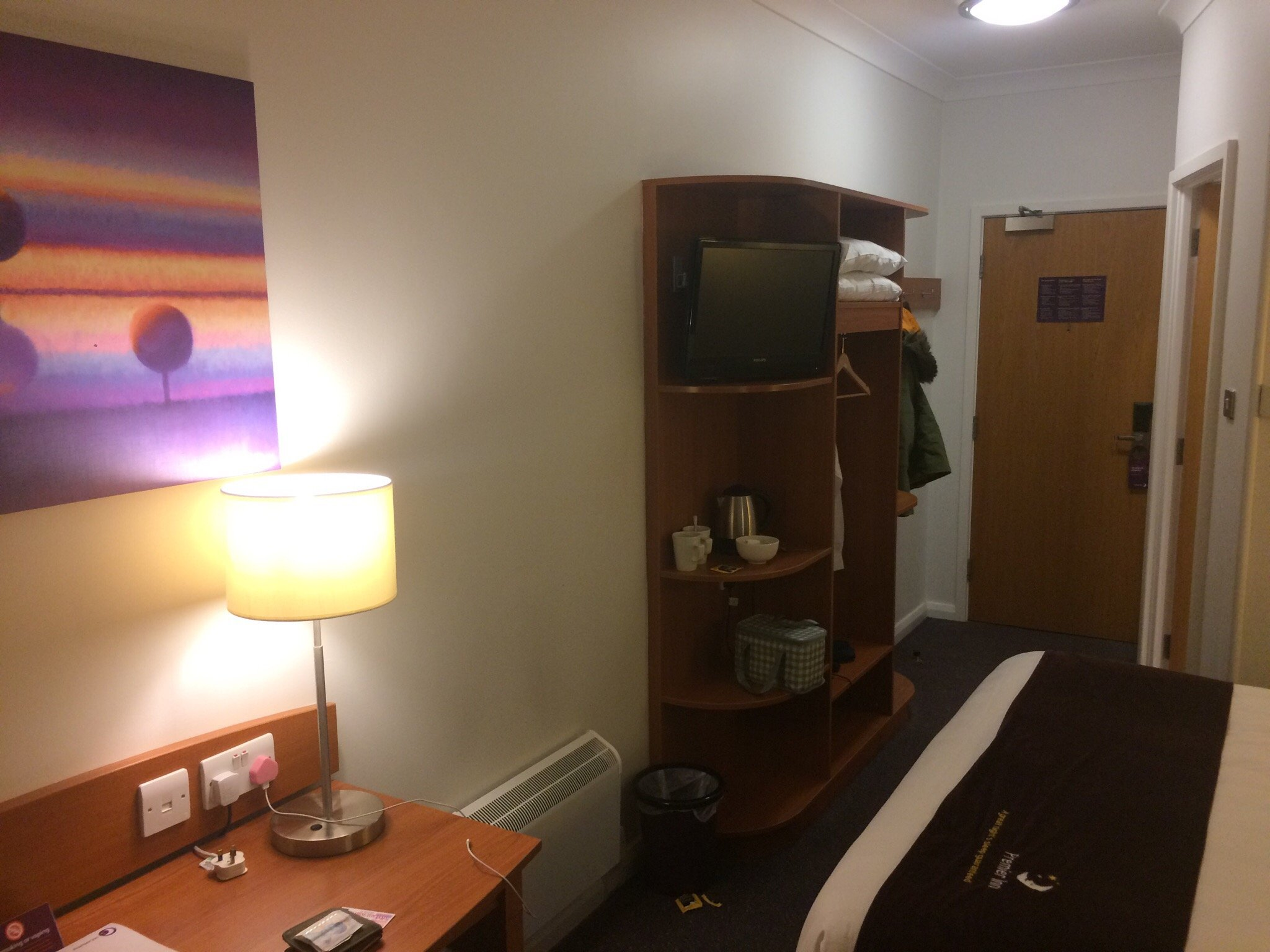 ‪Premier Inn Newcastle (Washington) Hotel‬