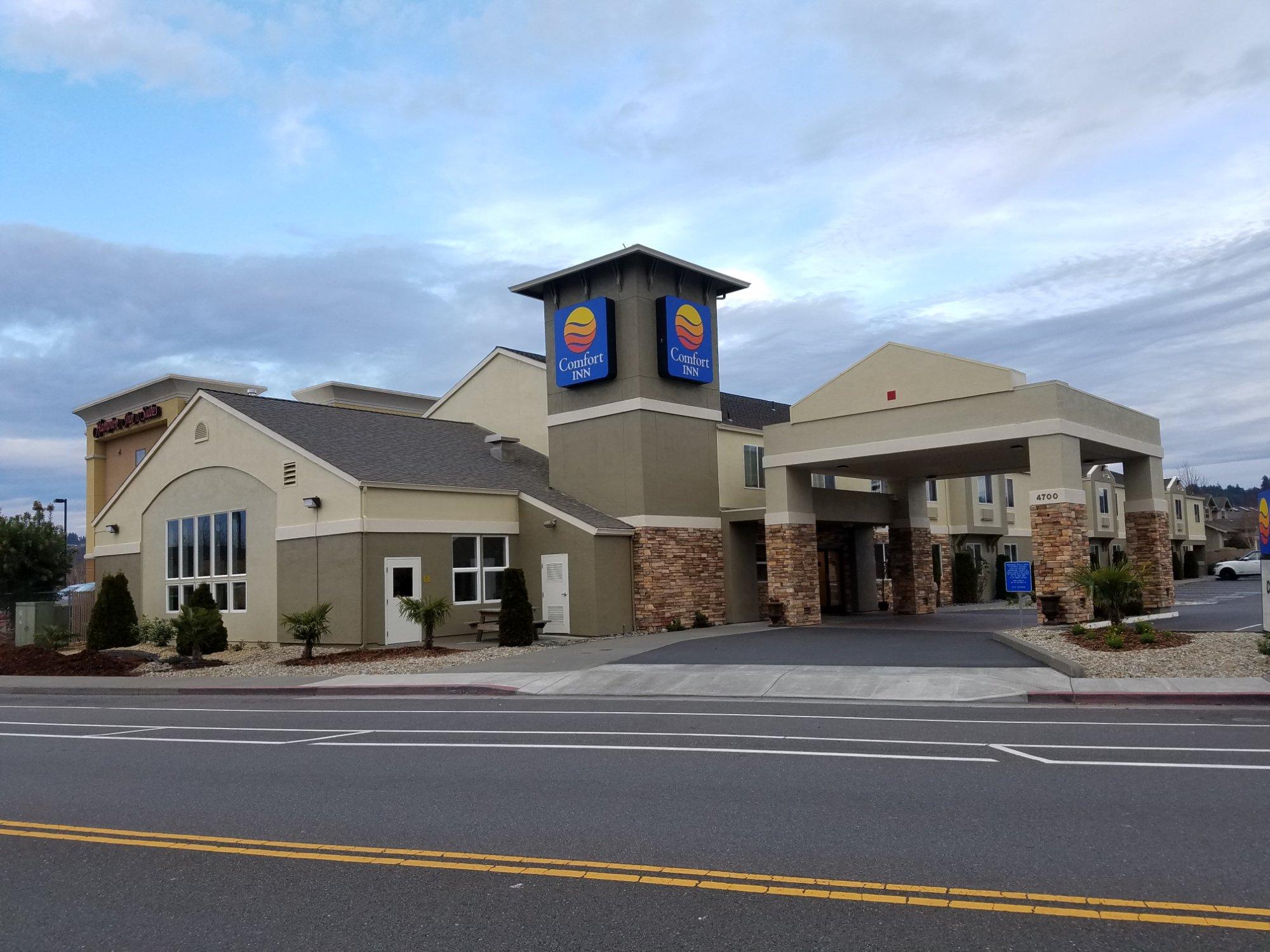Comfort Inn Arcata - Humboldt Area
