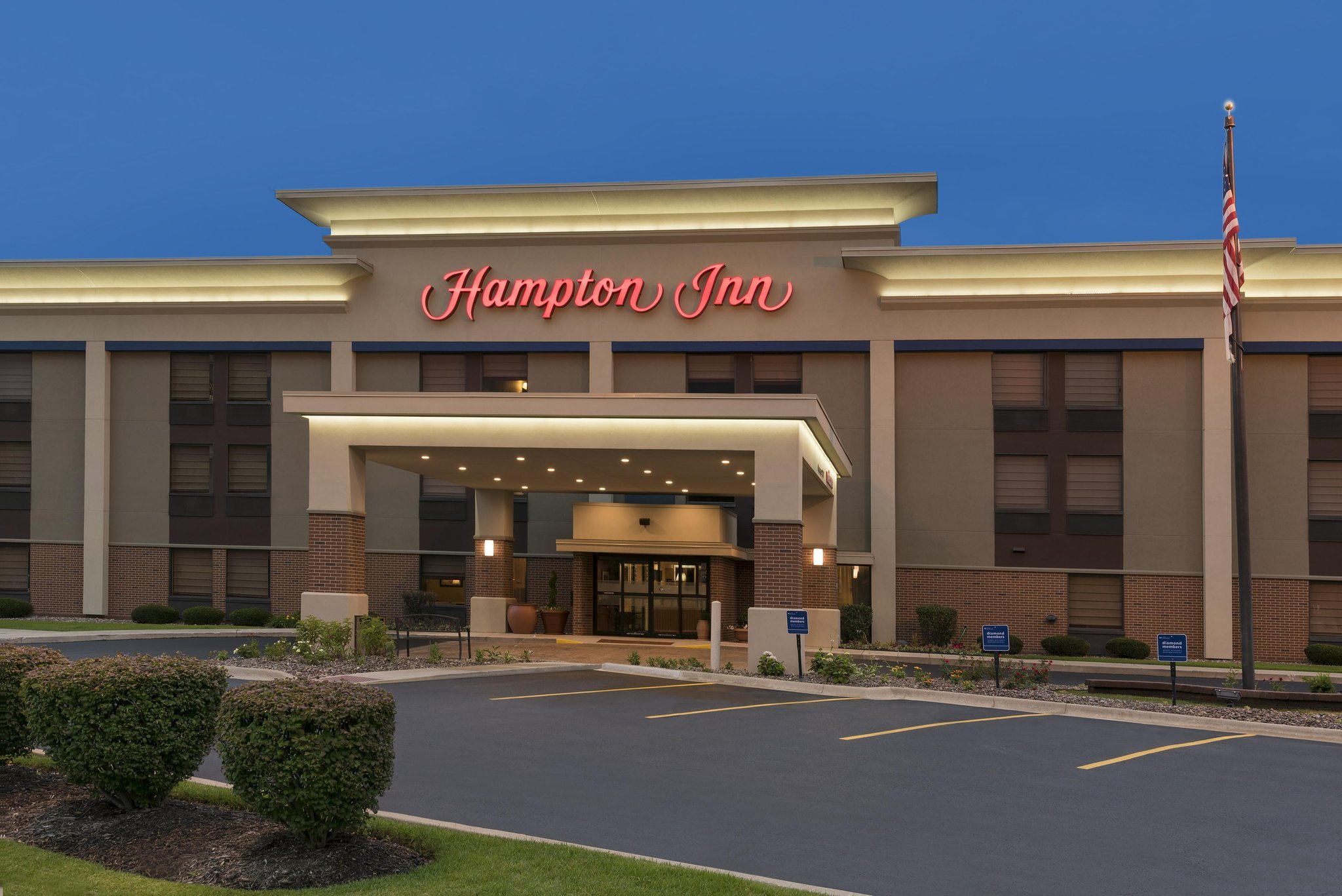 Hampton Inn by Hilton Joliet I-80