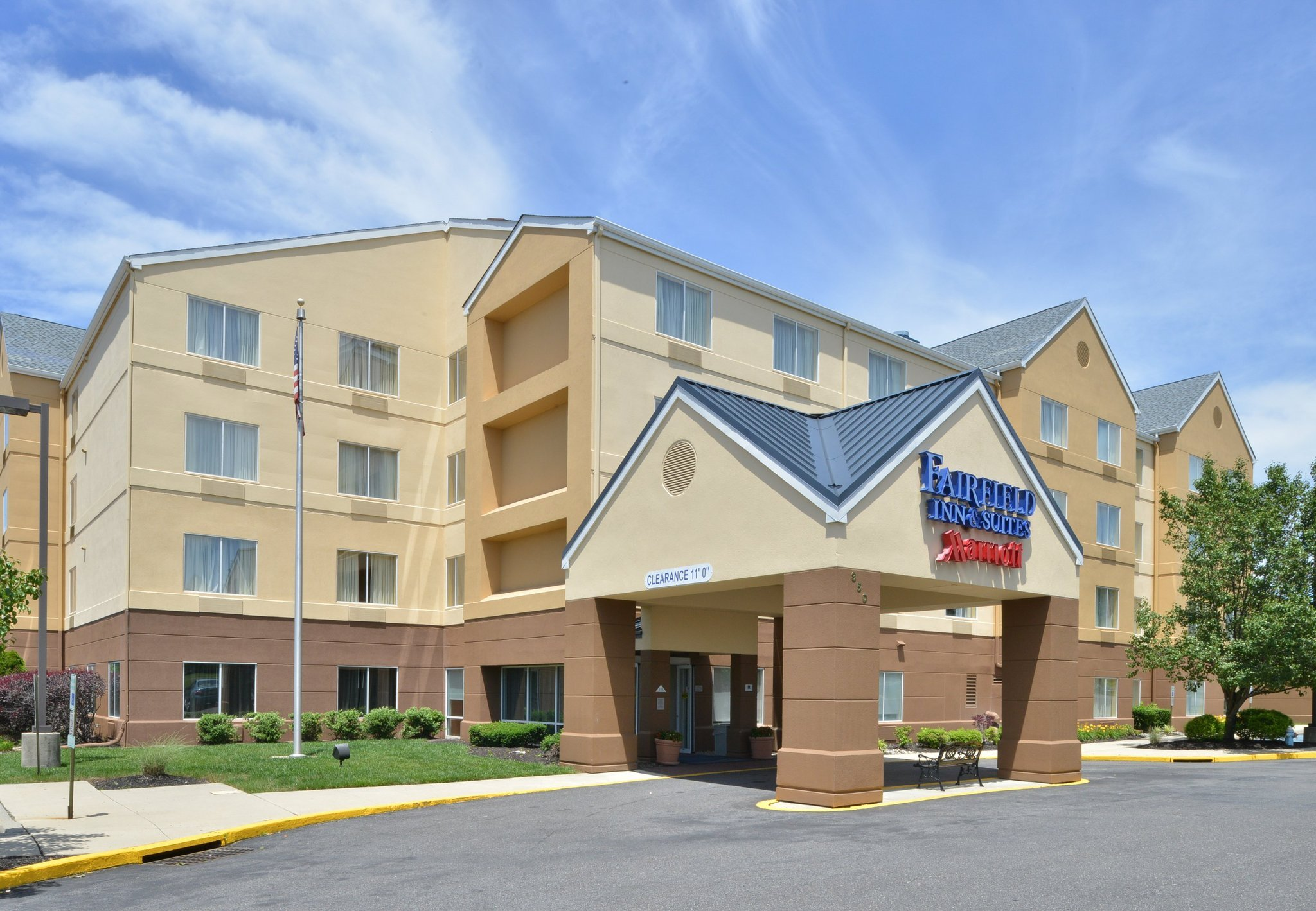 Fairfield Inn & Suites Mt. Laurel