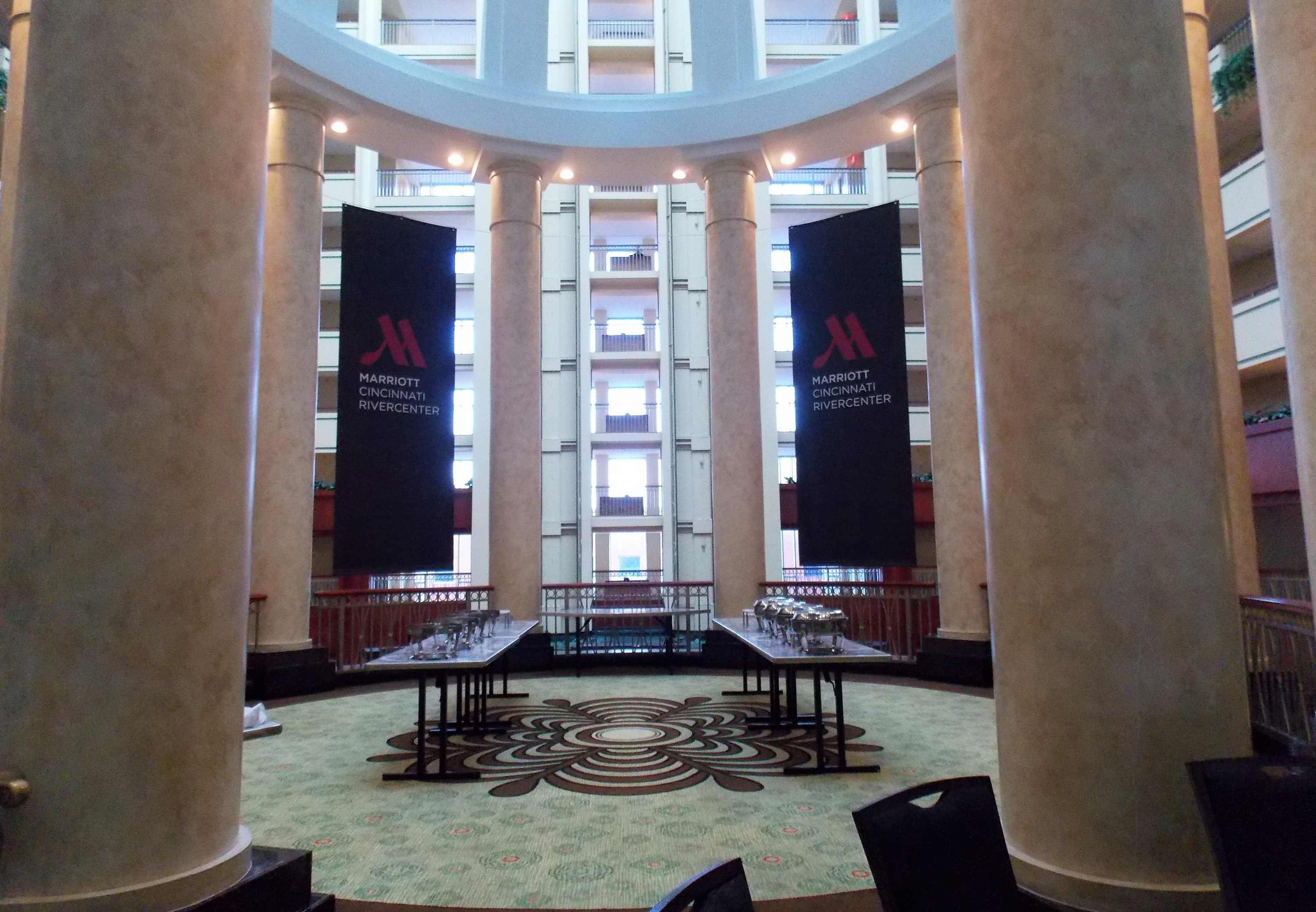 Cincinnati Marriott at RiverCenter