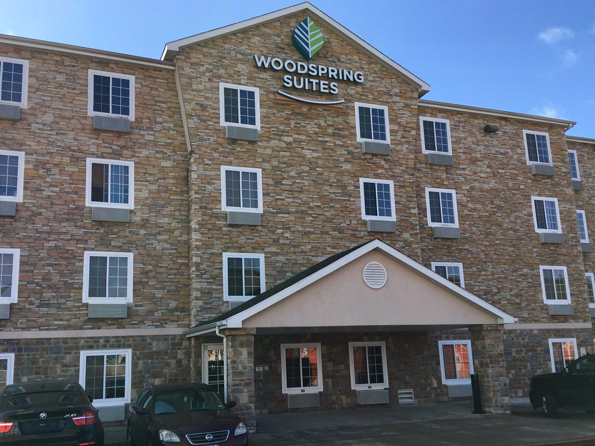 西休士頓 I-10 價值地飯店