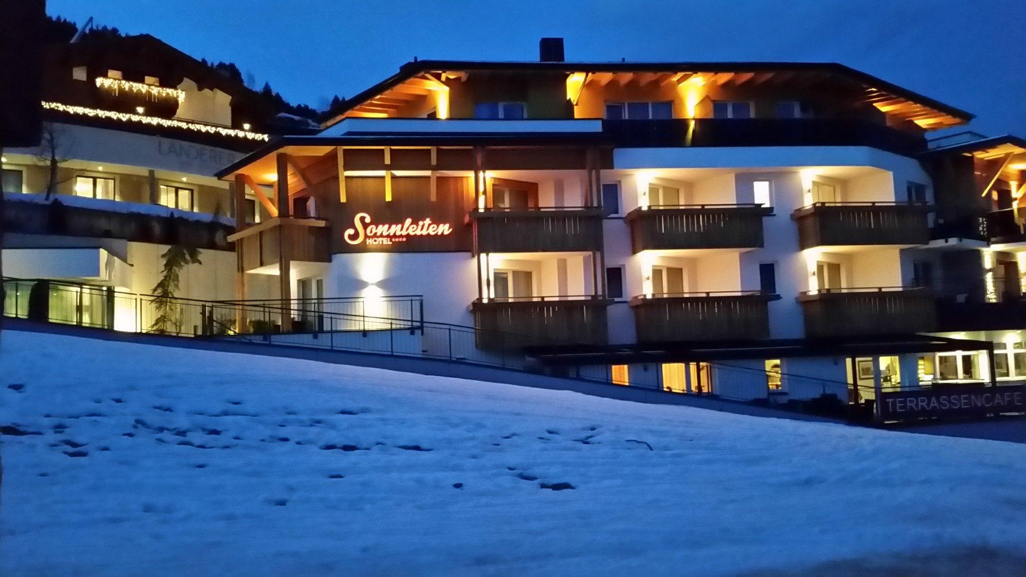 Sonnleit'n Hotel: ktuelle Bewertungen, Fotos & Preisvergleich ...