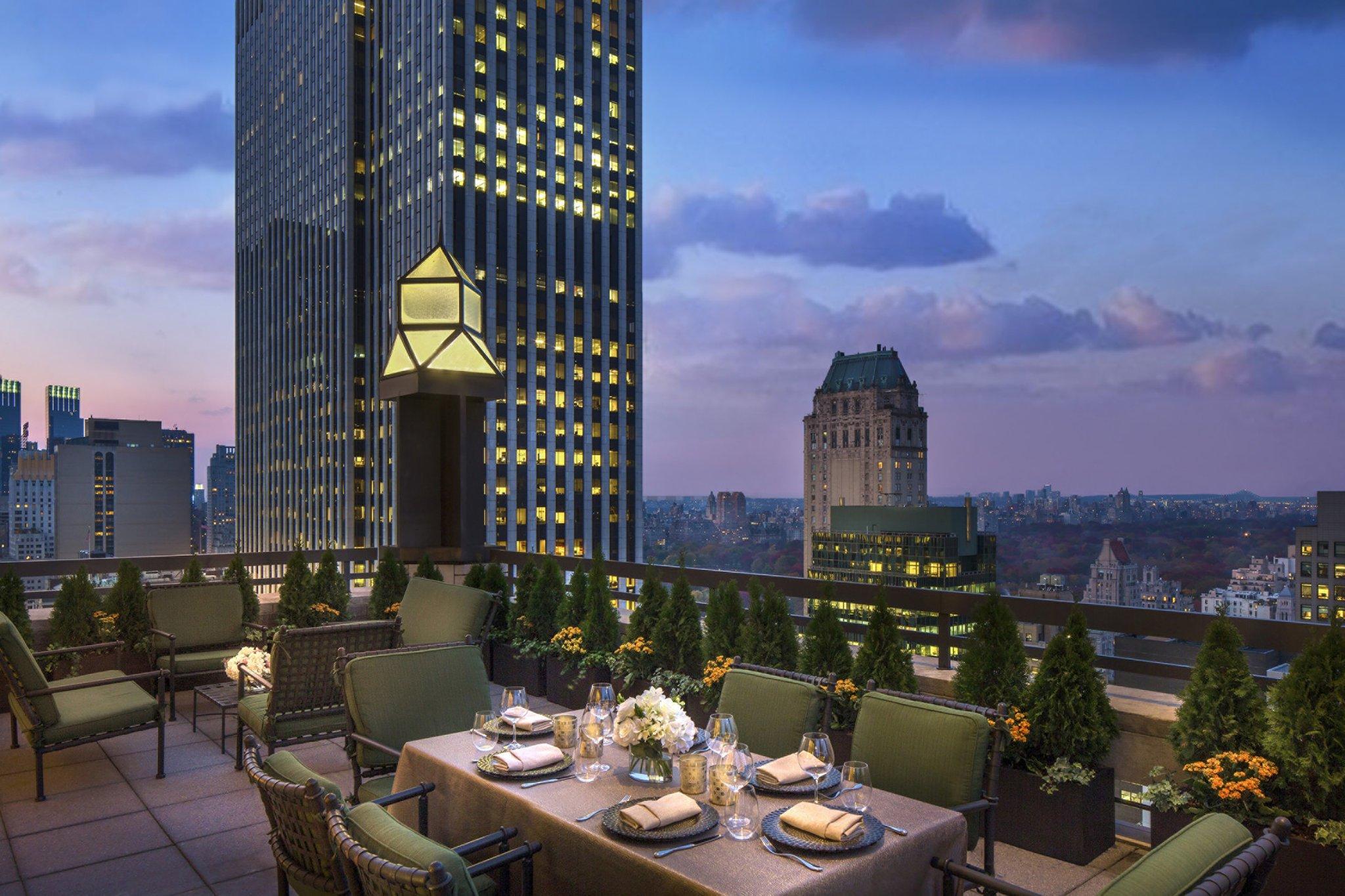 โรงแรมโฟร์ซีซั่น นิวยอร์ก
