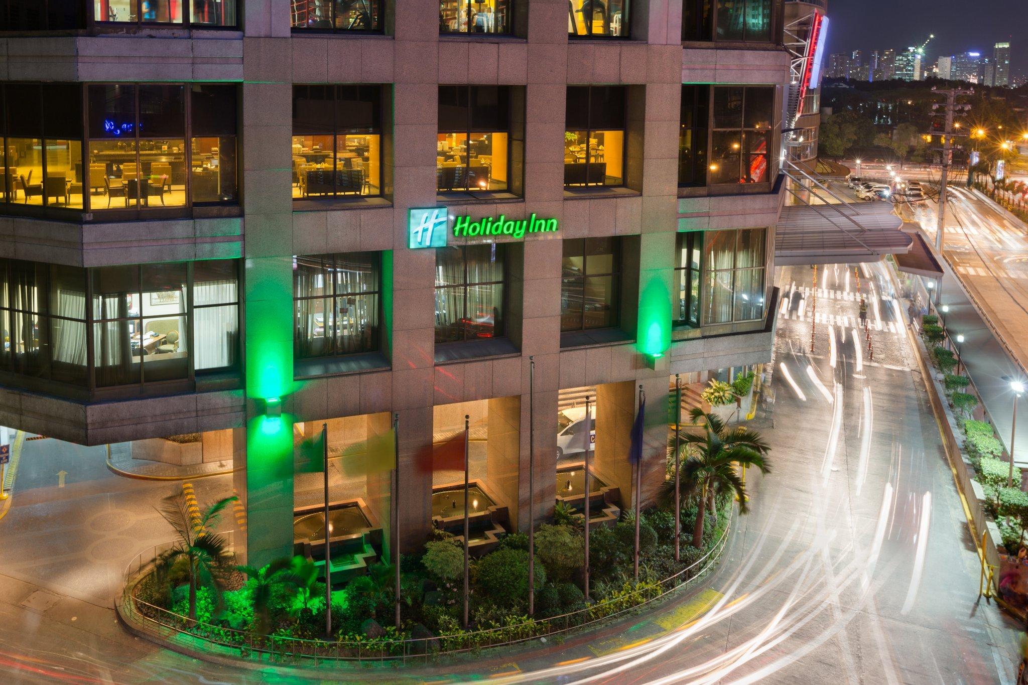 馬尼拉商店街假日飯店