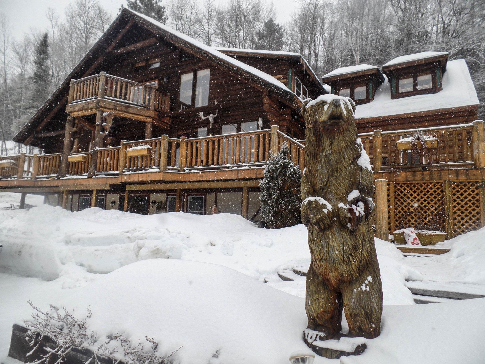 Hawk's Nest Lodge Suites