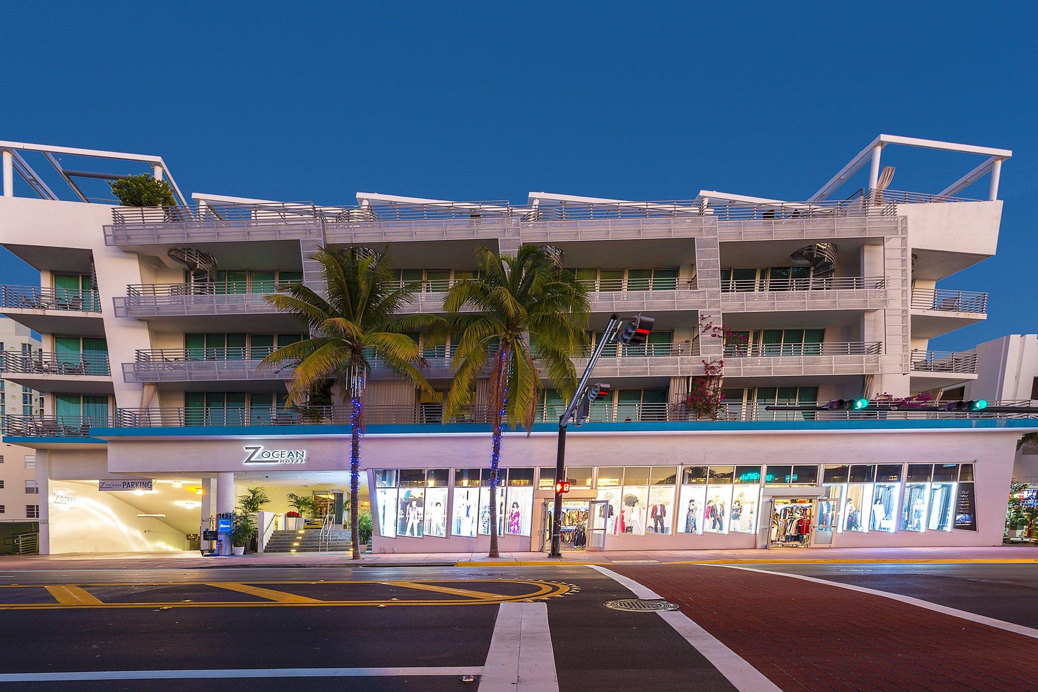 迈阿密南滩海洋Z酒店