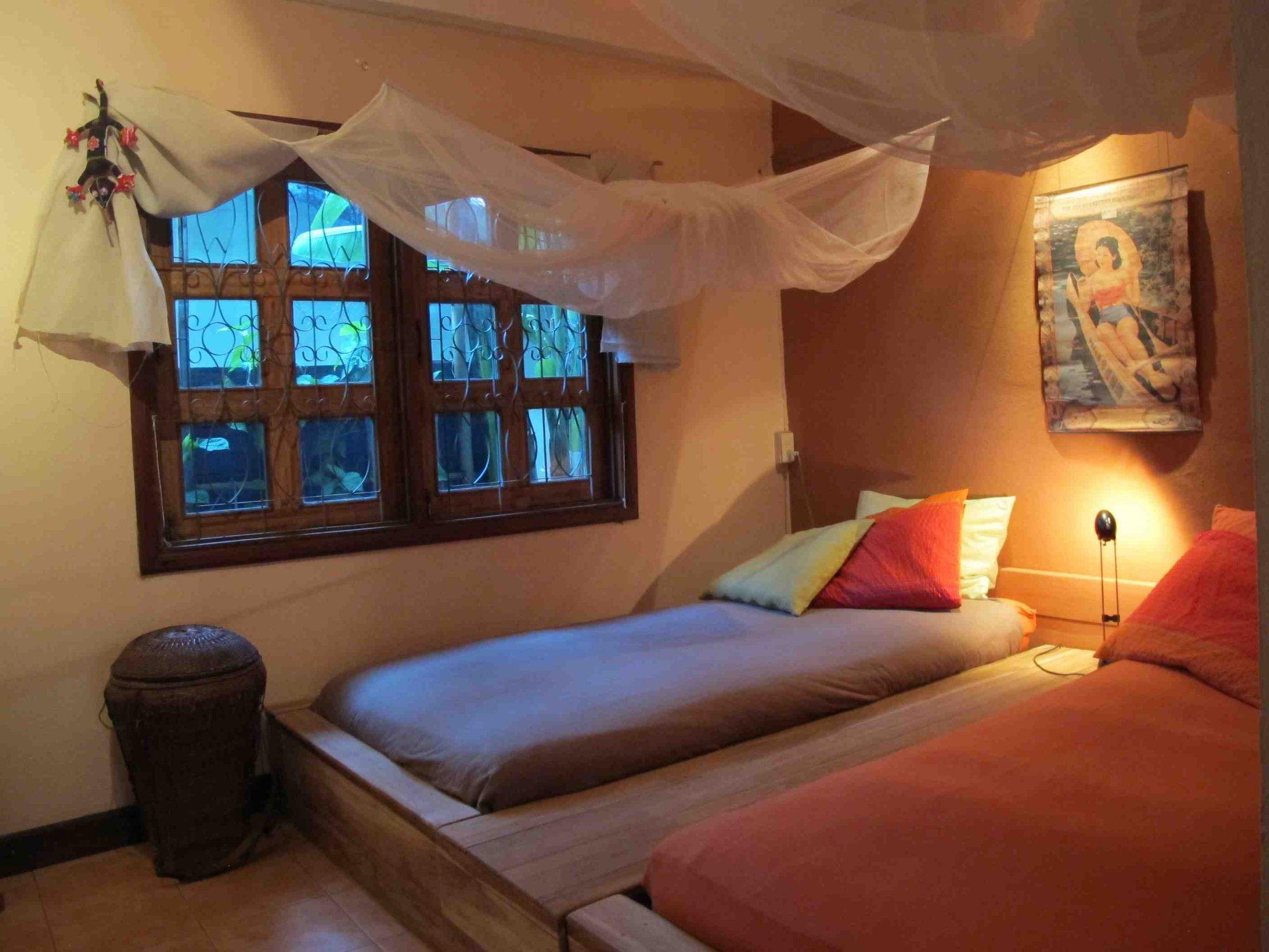 Jumbo Guesthouse on the Mekong