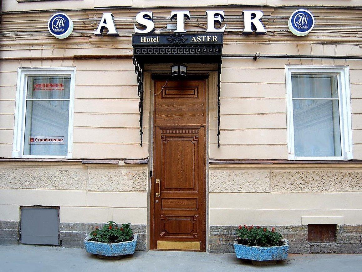 Невский Отель Астер