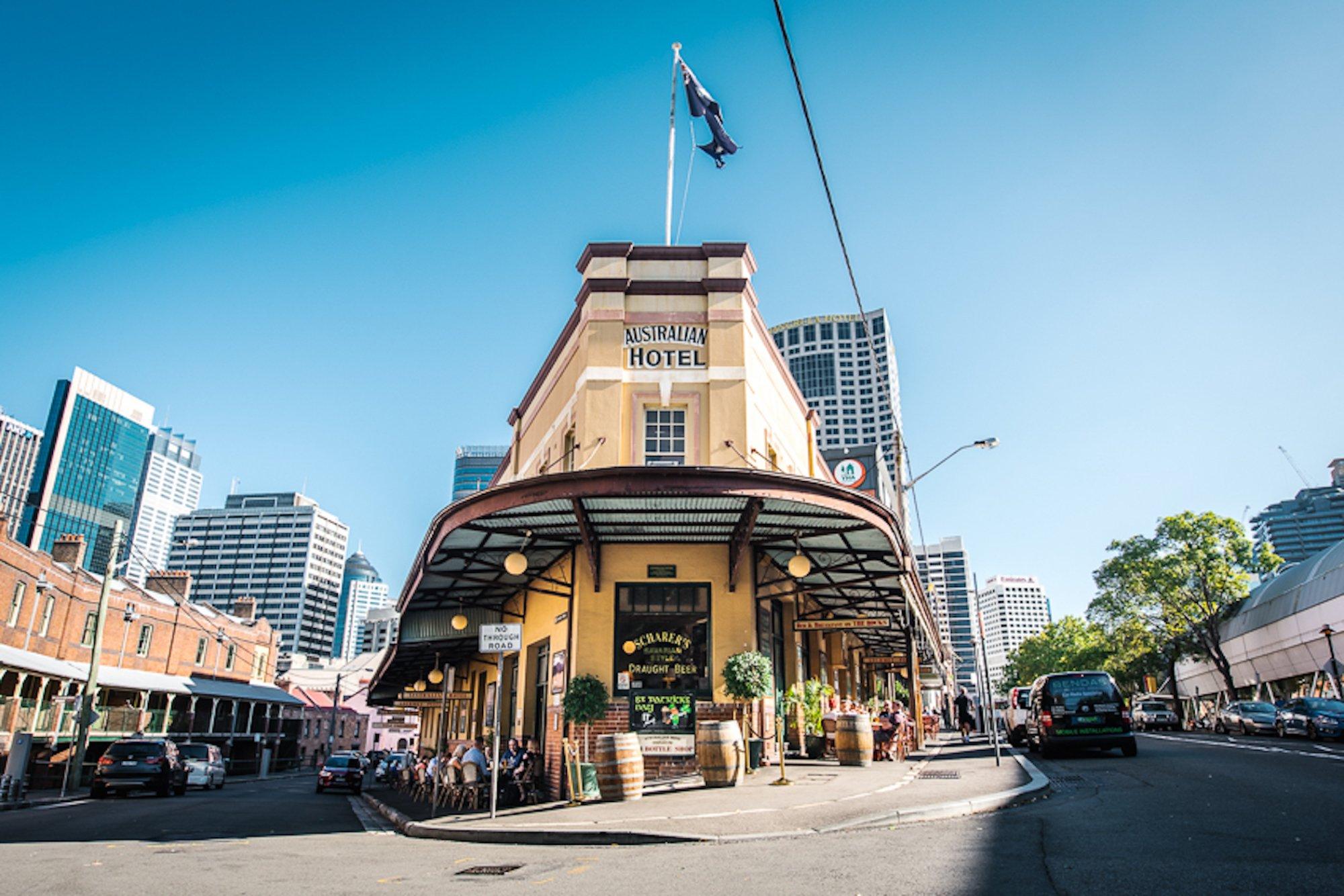 sydney heritage hotel - photo#2