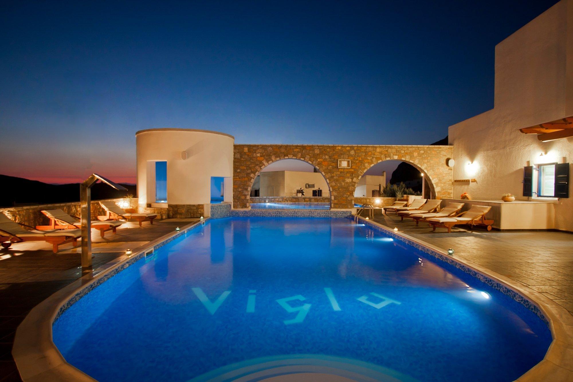 ヴィグラ ホテル