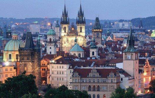 Prague Arts Tour - Jana Preti