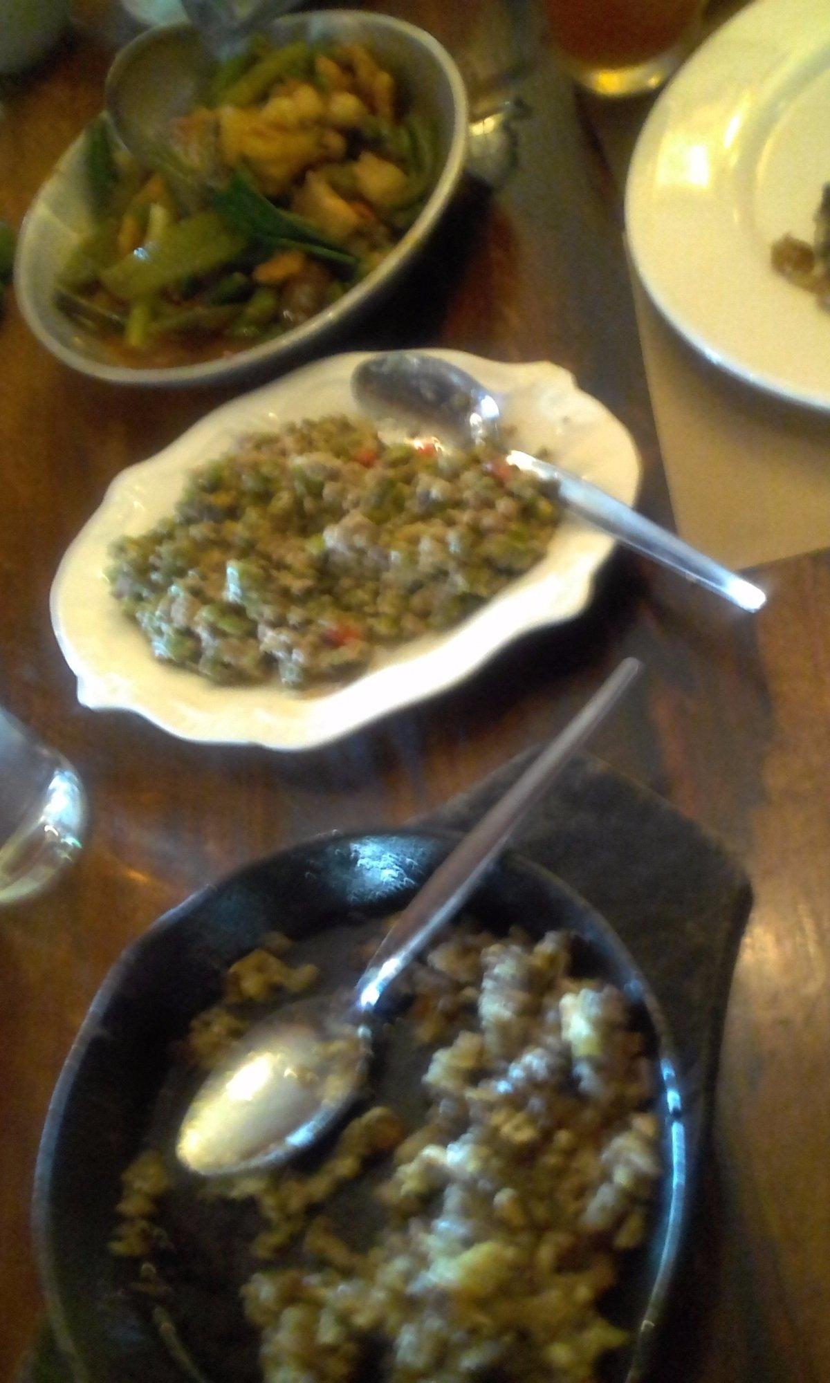 matutina's and gerry's seafood house, dagupan - tondaligan rd