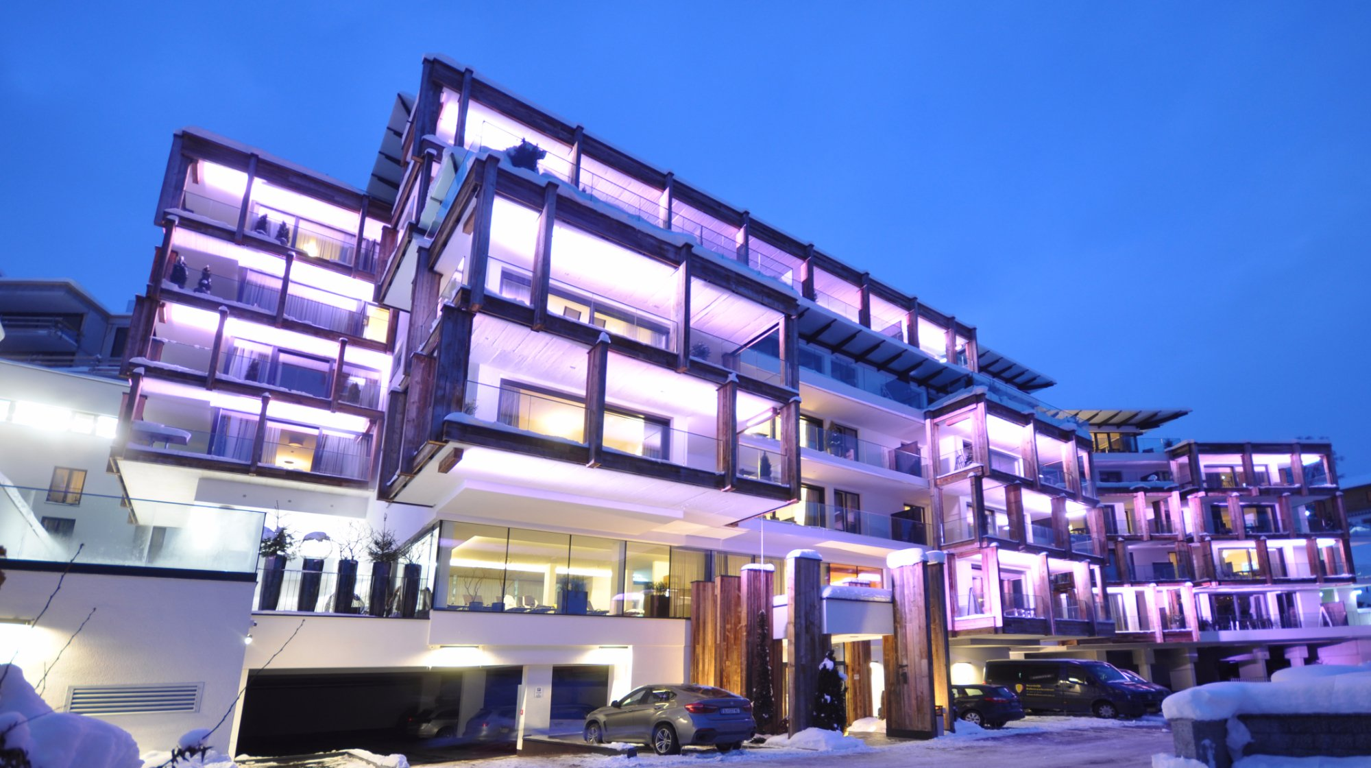 阿德勒公寓飯店