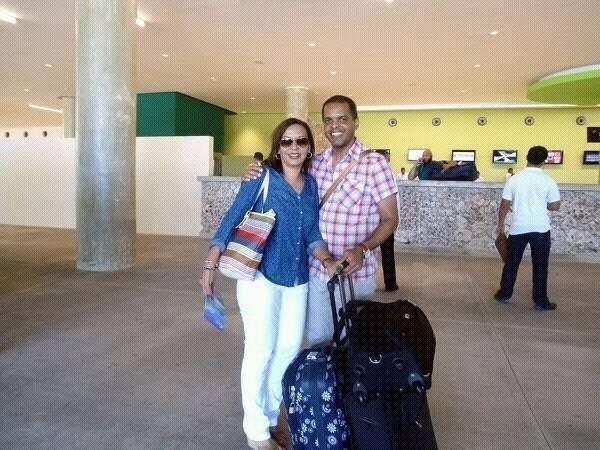 Aeropuerto en Punta Cana