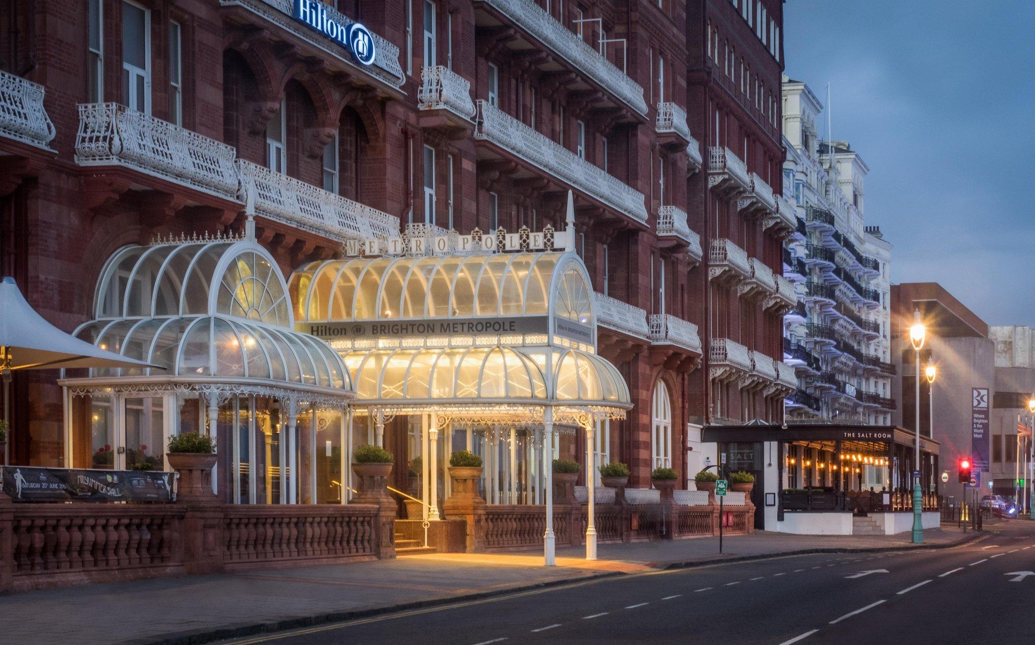 布萊頓新城希爾頓酒店