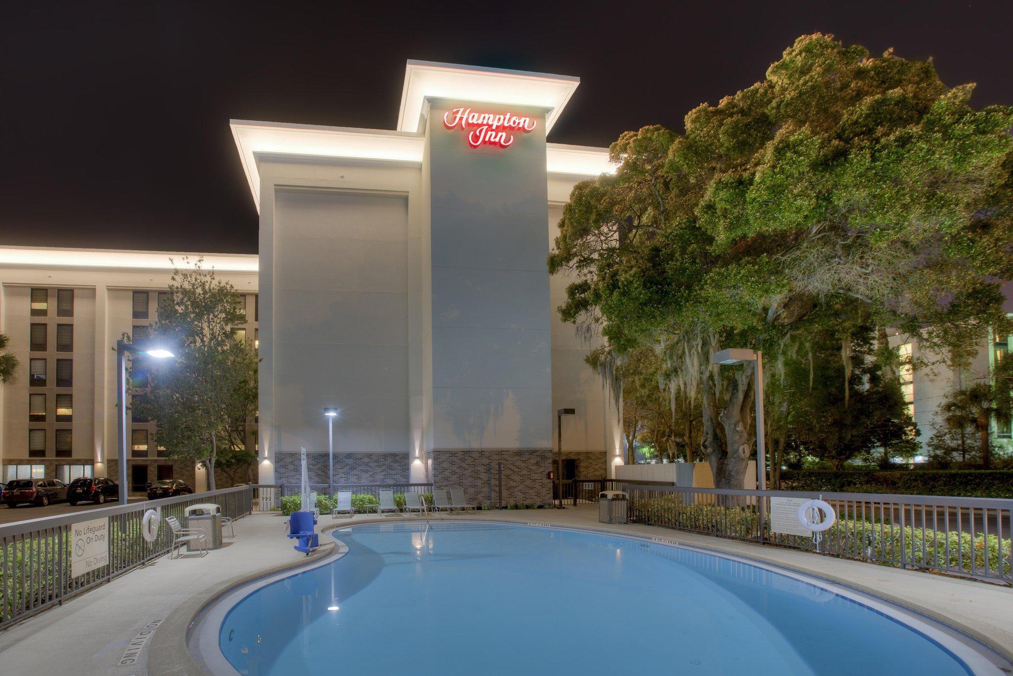 Hampton Inn Tampa International Airport / Westshore