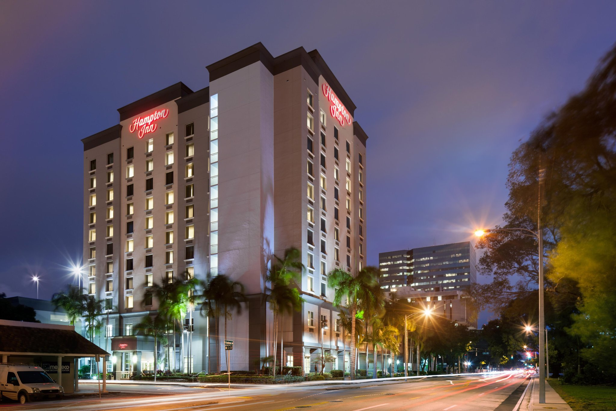 Hampton Inn Ft. Lauderdale /Downtown Las Olas Area, FL.